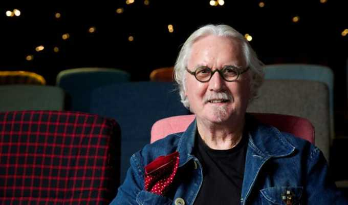 Billy Connolly: From Big Yinning to End | BBC Scotland launches a major season dedicated to the comedy pioneer