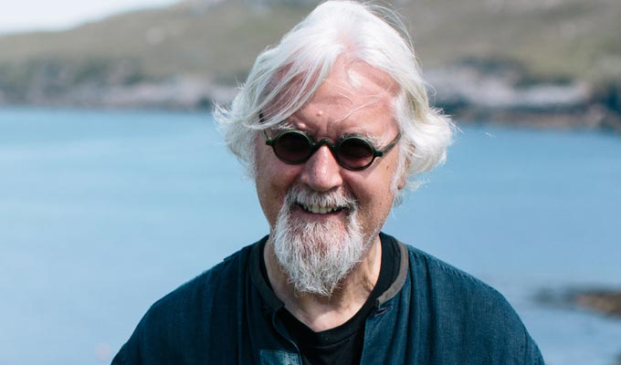 Billy Connolly to lead New York Tartan Parade | Scottish celebration on the streets of Manhattan