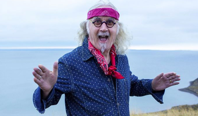 Win tickets to Billy Connolly's Sex Life Of Bandages in your local cinema | Plus DVDs and books up for grabs