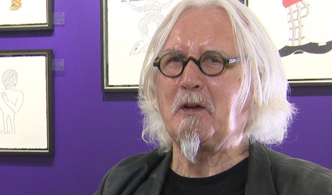 Billy Connolly: Why I won't do Parkinson's events | Comic also confirms his retirement from stand-up