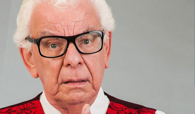 Barry Cryer: Twitter Titters with Colin Sell
