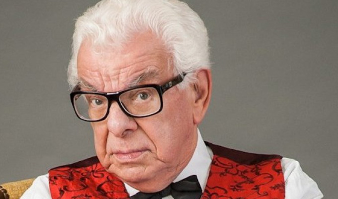 Comedy used to be more fun | Barry Cryer prefers less 'aggresive' comics like Eric & Ern