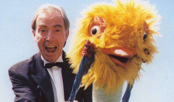 What is the name of Bernie Clifton's ostrich? | It's our Tuesday Trivia Quiz