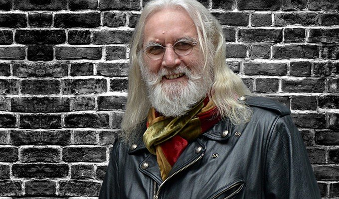 Billy Connolly – Original Review | Review by Steve Bennett