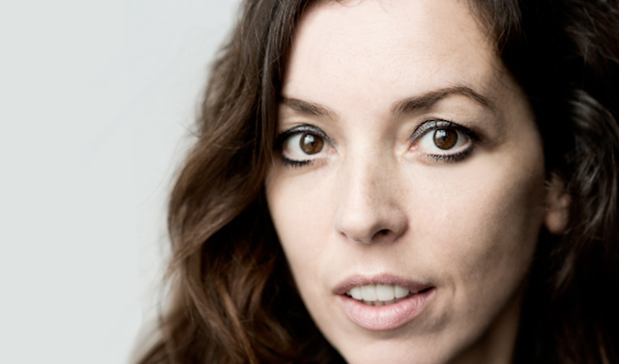 Bridget Christie announces 2018 tour | What Now? launches at Glasgow Comedy Festival