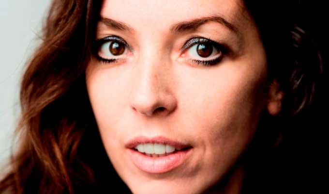'I was even on the same side as Peter Stringfellow...' | Bridget Christie on the topsy-turvey world of modern politics