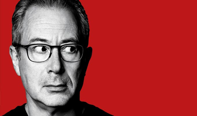 Ben Elton announces his first tour in 15 years | 53 UK and Ireland dates in 2019