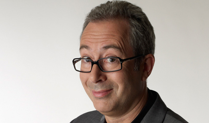 Ben Elton to give the first Ronnie Barker Talk | New comedy lectures on BBC One