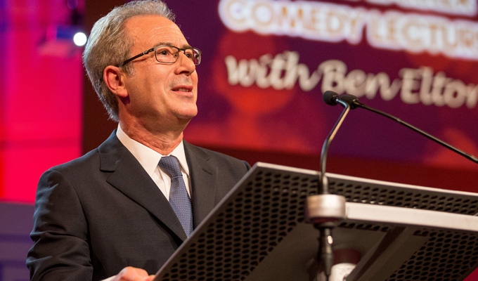 Stand up for the sitcom! | Ben Elton wants snobbish critics to be kinder