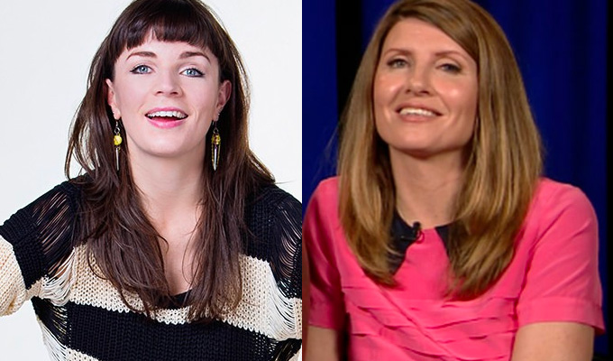 Aisling Bea and Sharon Horgan to play sisters in new comedy | Happy revolves around anxiety and depression
