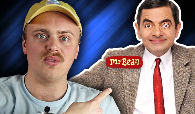 Has Rowan's legacy Bean trashed? | Comedian's rant about shoddy – but official – cash-in YouTube videos