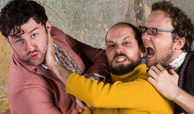 Comedy that makes you you laugh and think and feel | Sketch trio Beasts choose their comedy favourites