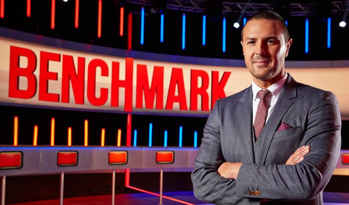 Comics set for C4's new quiz show | Celebrity versions of Benchmark announced