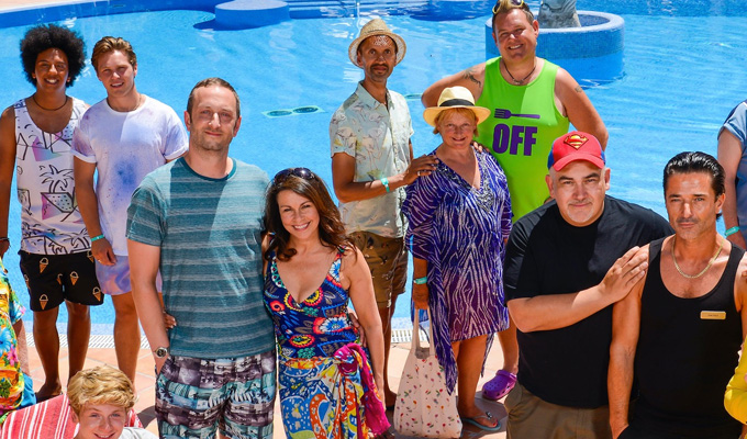 Benidorm is now in Mexico | America set to remake the ITV sitcom
