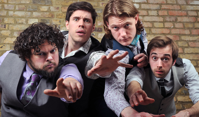 So long, sketch comedy... | The Beta Males explain why they're quitting the genre
