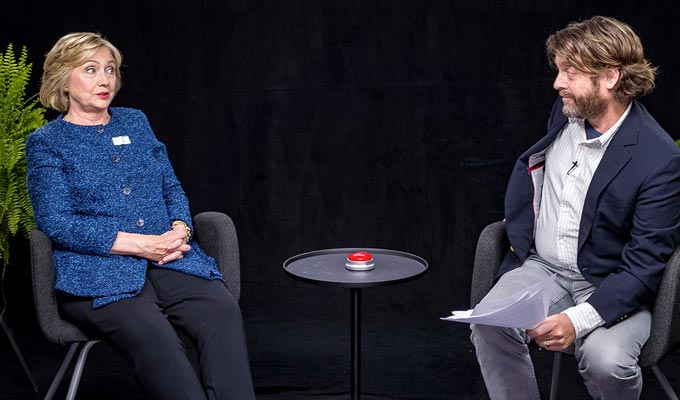 Between Two Ferns to become a movie | Netflix picks up Zach Galifianakis format