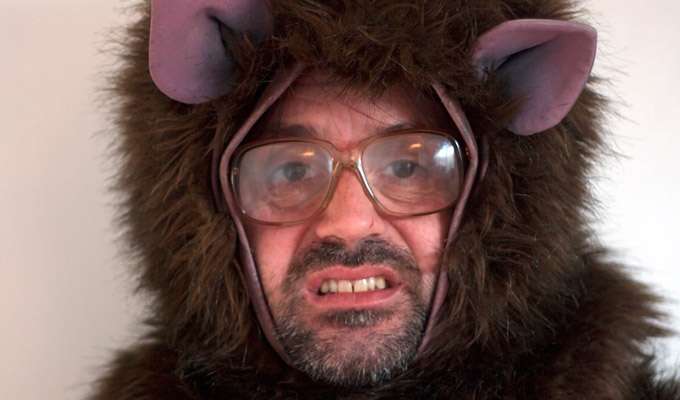 Brian Gittins: Don't Feed The Monkey Man | Edinburgh Fringe review by Steve Bennett