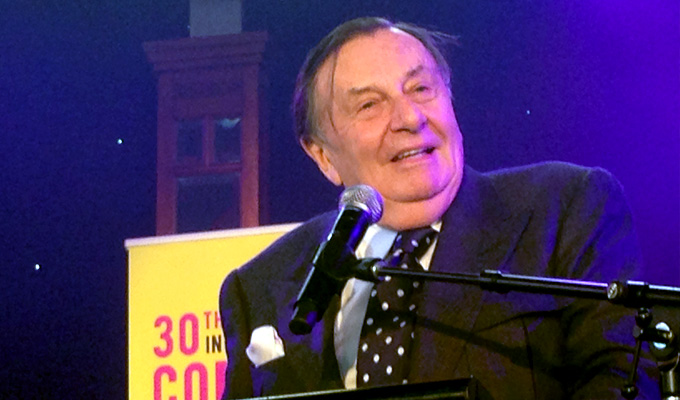 Melbourne Comedy Festival spurns Barry Humphries | Main award will no longer carry his name after trans row