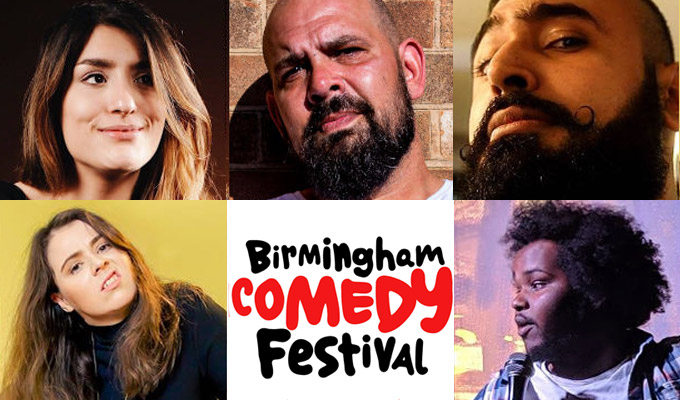 The best of the West (Midlands) | Birmingham Comedy Festival names its Breaking Talent finalists