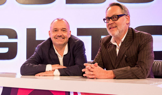 Another series for Vic & Bob's Big Night Out | BBC Four commission for Reeves and Mortimer