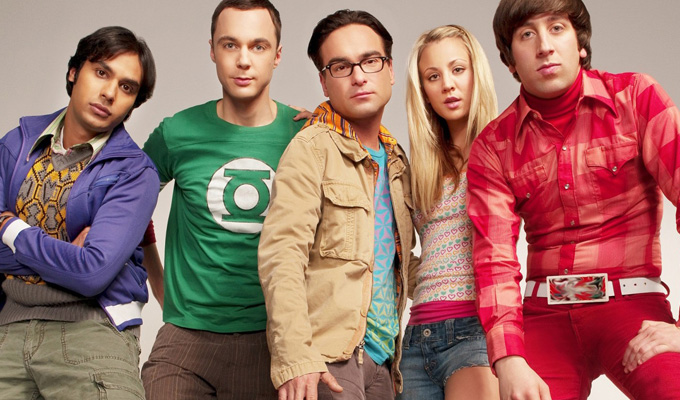 Bang goes that sitcom | China's censors pull Big Bang Theory