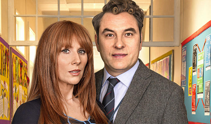 'It's real life; but just not quite' | David Walliams on Big School