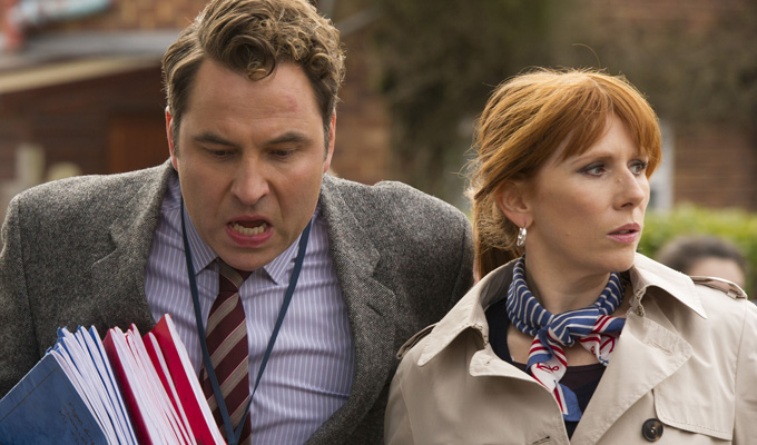 BBC One goes back to Big School | Second series for David Walliams comedy