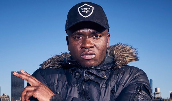MP's Big Shaq attack | Spoof rapper quoted in the Commons