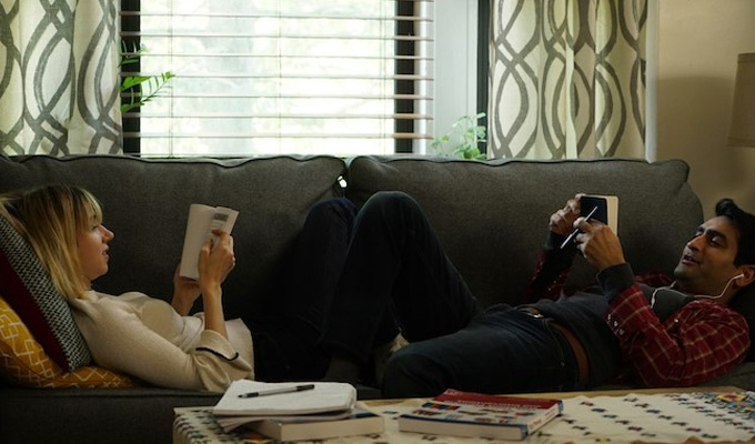 The Big Sick | Movie review by Steve Bennett