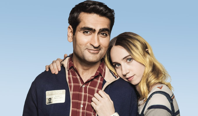 Win a date night for two and The Big Sick on DVD | ...plus copies of the film for nine runners-up