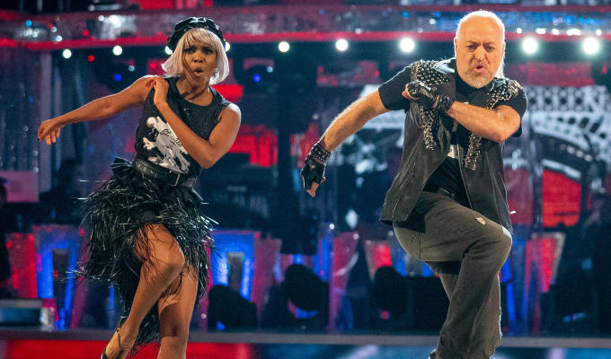 'Stompy... but such stamina!' | Judges' verdicts on Bill Bailey's Strictly jive