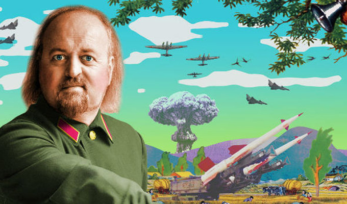 Bill Bailey: Qualmpeddler | Gig review by Steve Bennett at the Hammersmith Apollo