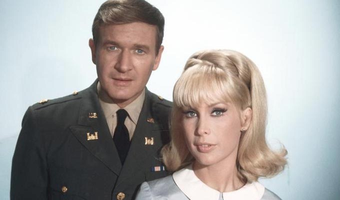I Dream Of Jeannie's Bill Daily dies at 91 | Actor played astronaut Roger Healey