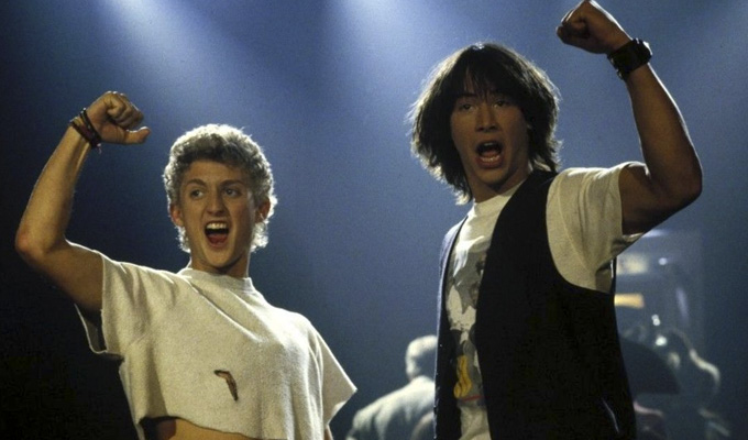 Bill & Ted to face the music | Keanu Reeves and Alex Winter confirm new sequel