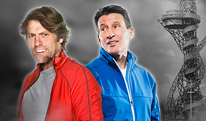 John Bishop vs Seb Coe | Challenges for Sport Relief