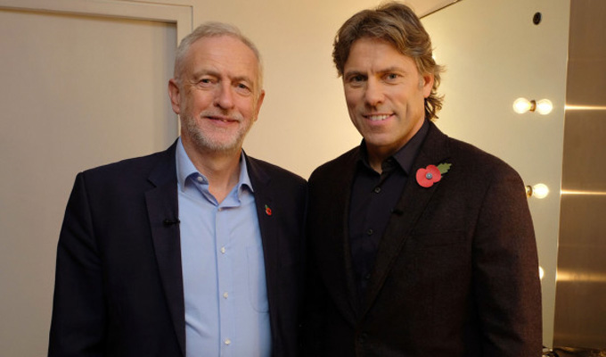 John Bishop interviews Jeremy Corbyn | Extra episode added to his In Conversation With... series