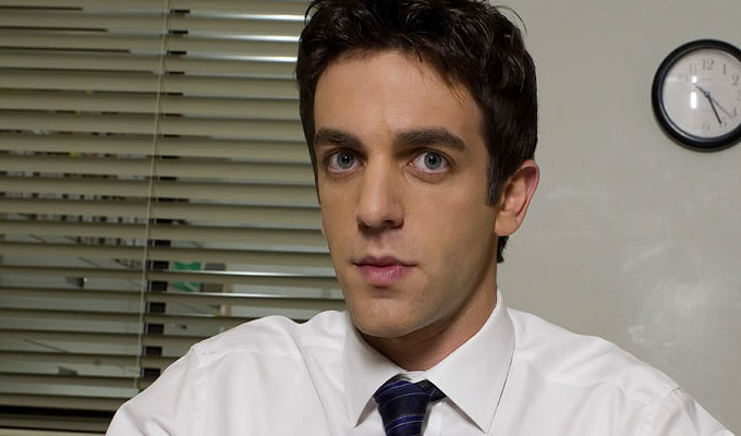 BJ Novak to play the Fringe | US Office star to read from his book debut