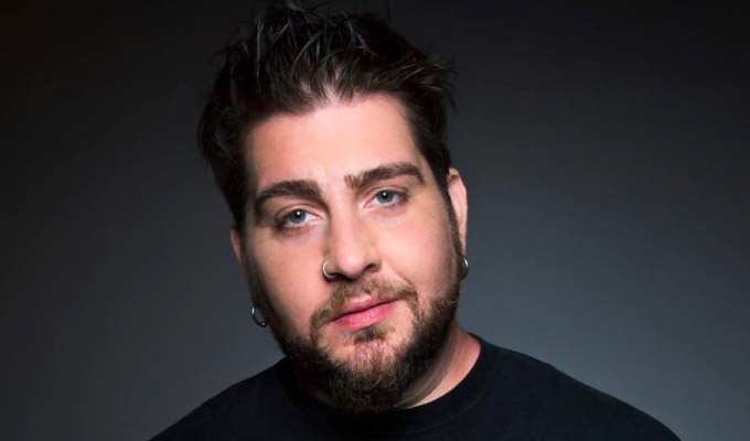 Big Jay Oakerson at Just For Laughs | Gig review by Steve Bennett in Montreal