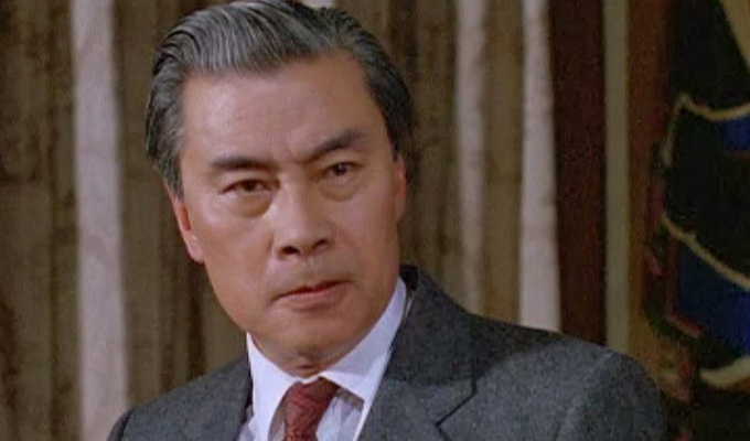 Burt Kwouk dies at 85 | Sidekick to Inspector Clouseau... and Harry Hill