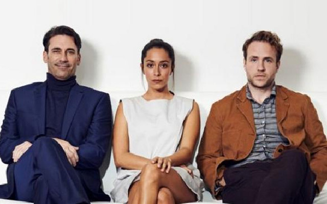 'It's original and mind-blowing' | Rafe Spall on the Black Mirror Christmas special