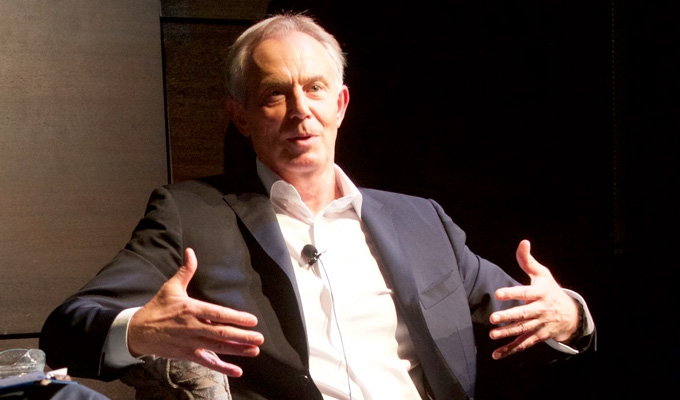 Tony Blair: 'I tried being a stand-up comedian' | 'It was really dire'