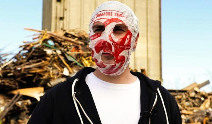 Blindboy bags a BBC Three series | Taking on the bad guys following a pilot last year