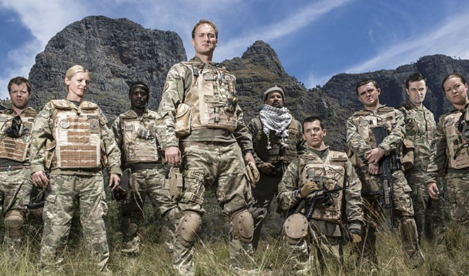 Bluestone 42 gets its marching orders | Army  sitcom dropped after three series