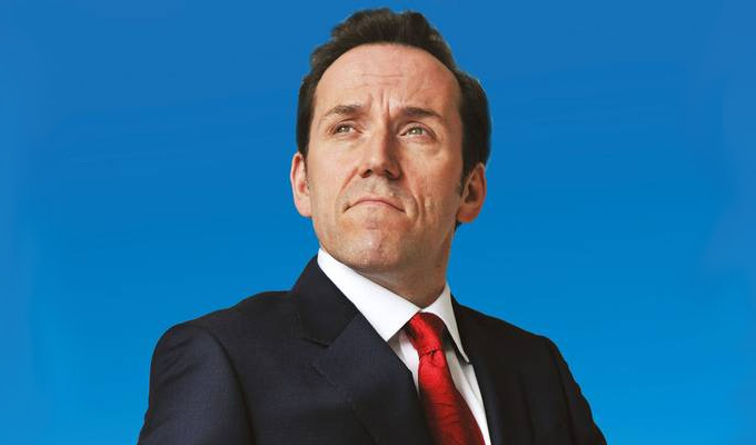 Ben Miller to make science Horrible | Comics star in new CITV series