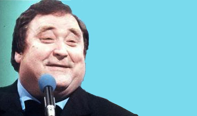 Bernard Manning – Original Review | Review by Steve Bennett