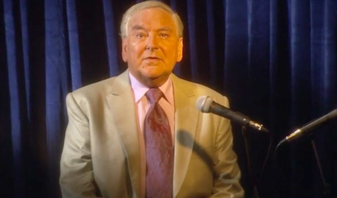 Bob Monkhouse's last gig | BBC to air intimate show, performed to comedians