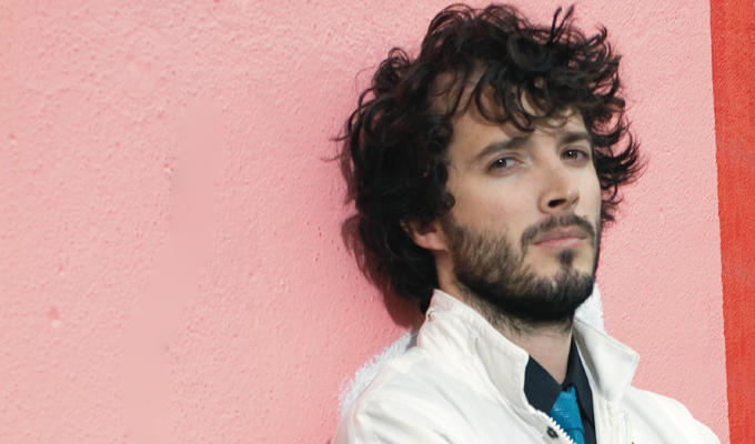 Conchord goes into space | NASA comedy from Bret McKenzie
