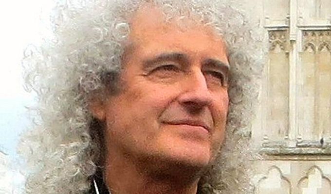 Brian May's hidden role in The Rebel | Fakery scandal!