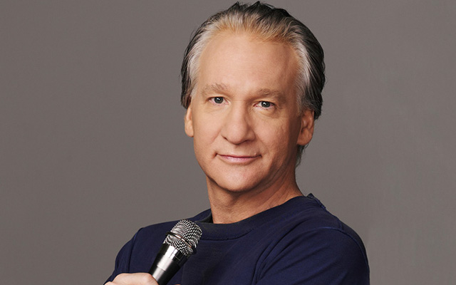 'I think I have European sensibilities...' | Bill Maher on playing his first UK gig