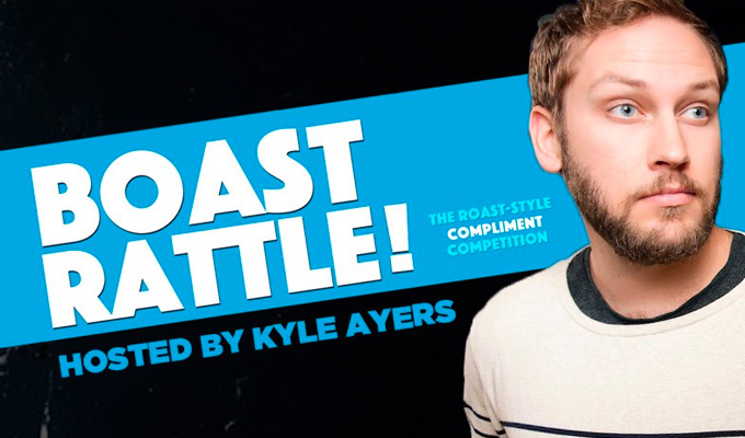 Boast Rattle | Gig review by Steve Bennett at Just For Laughs, Montreal